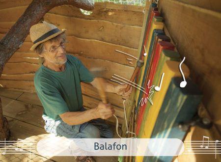 Le Bois des Musiciens - Muziekinstrumenten